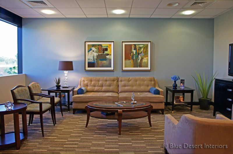 Scottsdale Interior Design: Blue Desert Interiors :: Scottsdale Office Renovation