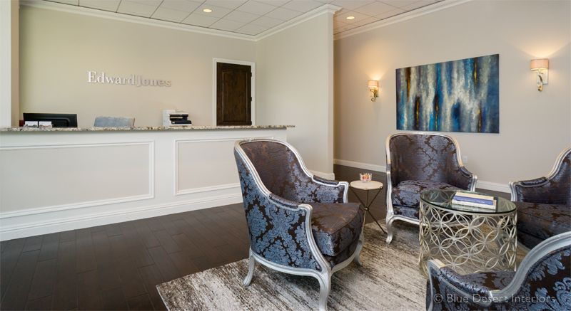 blue desert interiors boutique executive office