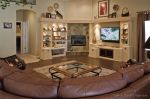 southwest-interior-design-remodel-scottsdale-interior-designer-kiva-fireplace-built-in-tv-shelves