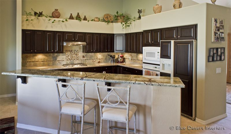 Interior Design Arizona Arizona Remodel By Angelica Henry Design Kitchen With Interior Design