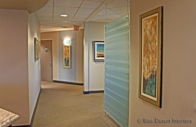 blue desert interiors scottsdale office renovation