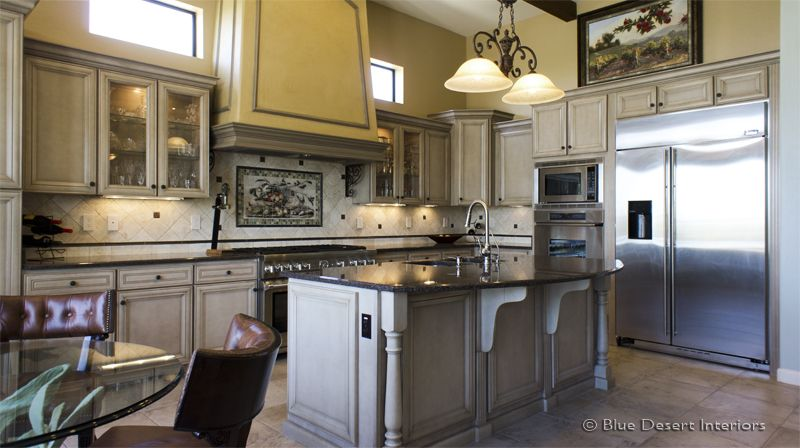 Kitchen Design And Remodeling By Arizona Interior Designer Mark LaPalm Mesmerizing Southwest Kitchen Design